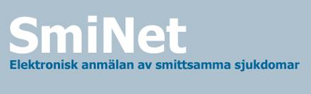 Inloggning till SmiNet